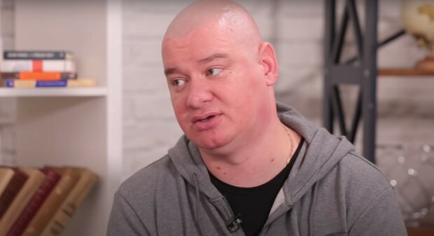Євген Кошовий, скріншот з відео