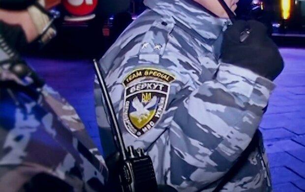 Беркут / скріншот з відео