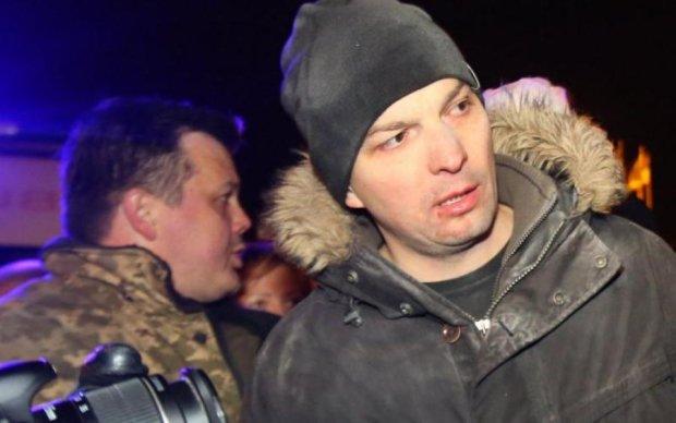 Несподіваний поворот: Соболєв пішов на мирову з побитим учасником АТО