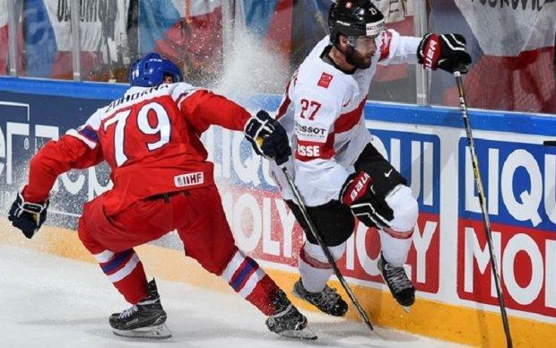ЧС-2017 з хокею: Швейцарія обіграла Чехію та посіла друге місце у групі
