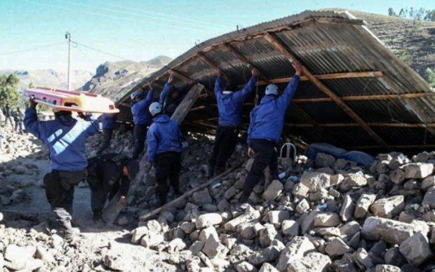 Началось? Перу потрясло мощнейшее землетрясение
