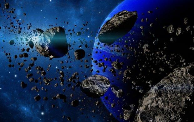 Сразу пять крупных астероидов атакуют Землю