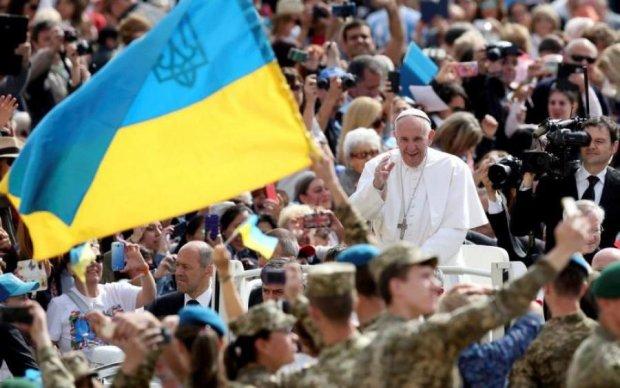Молюсь украинской: Папа Римский сделал неожиданное заявление