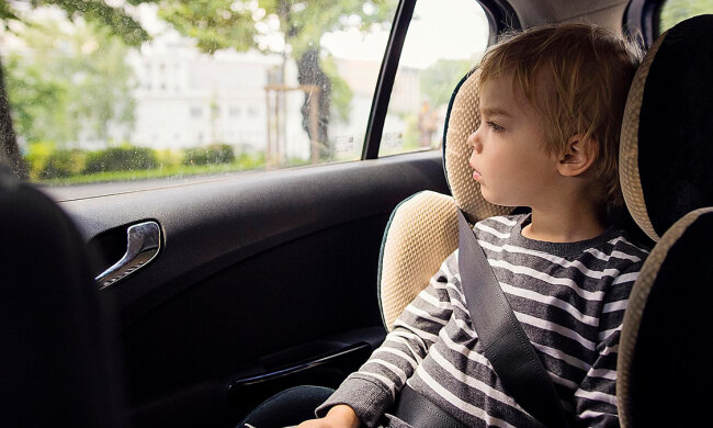 ребенок в автокресле, фото: 24 канал