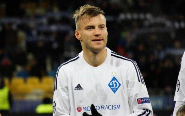 Лідера Динамо запросили на матч зірок світового футболу