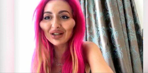 Анастасія Покрищук, фото: скріншот з відео