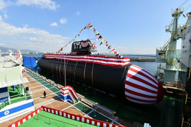 Підводний човен Японії, скріншот