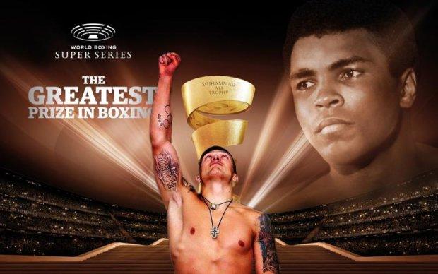 Усик буде першим сіяним в жеребкуванні Всесвітньої боксерської суперсерії
