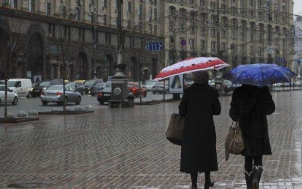 Погода на 11 квітня: без парасольки і корвалолу не обійтися