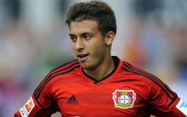 Український футболіст прагне закріпитись в німецькому клубі