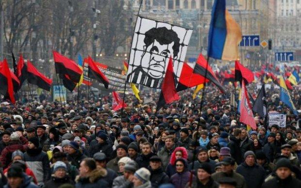 Затримання Саакашвілі: став відомий масштаб протесту