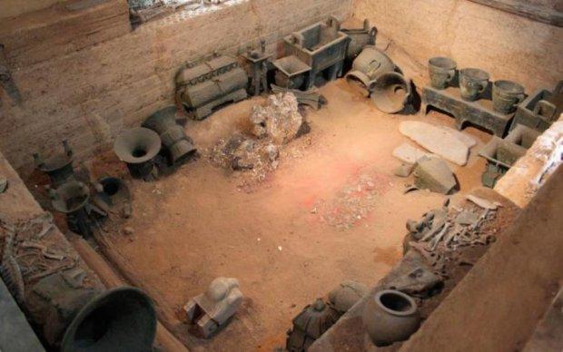 Китайці відкопали найдавніше у світі вино
