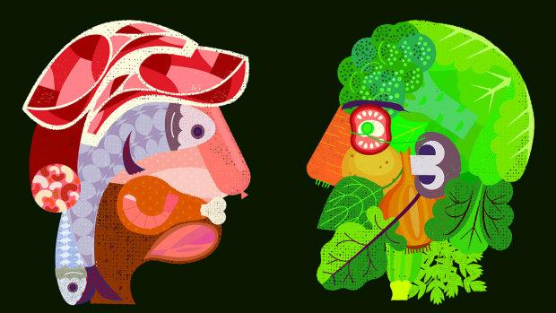 Диетологи сравнили веганскую и мясную диету: что из этого получилось