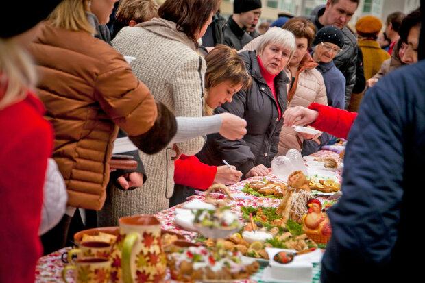 Не галушками едиными: франковчан накормят блюдами полтавской кухни