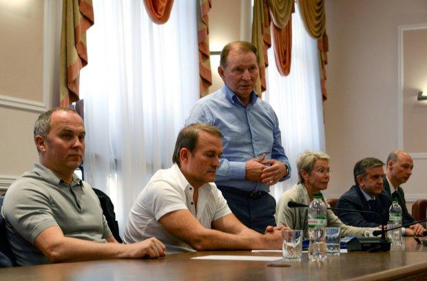 Виктор Медведчук: Путин знает мою позицию по Крыму. Крым — это территория Украины