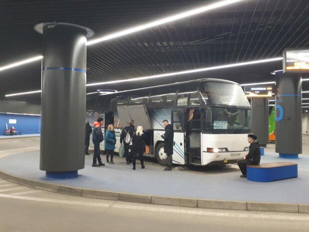 Международный автобус