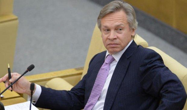В Госдуме РФ прокомментировали введение санкций со стороны Украины
