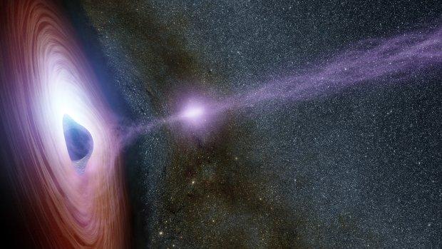 """Стародавня чорна """"корова"""" впритул наблизилася до Землі: астрономи рвуть волосся на голові"""