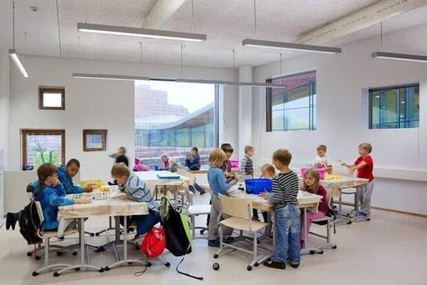 школа, фото с Facebook