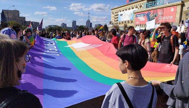 """""""Марші рівності"""" у Харкові"""