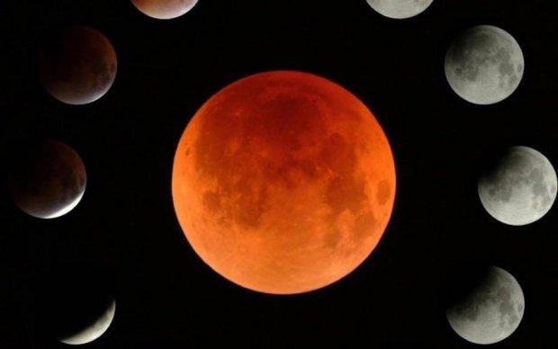 Украинцы увидят уникальное лунное затмение. Только когда