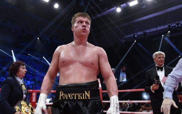 Повєткін прокоментував перемогу над українцем Руденком