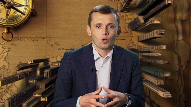 Руслан Бортник, скріншот відео