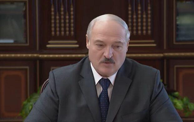 Александр Лукашенко, скриншот: YouTube