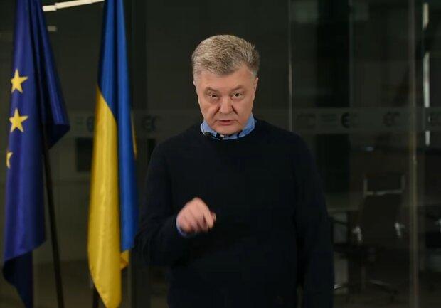 ″Пятая колона Кремля″, - Порошенко записал срочное обращение после пленок Деркача