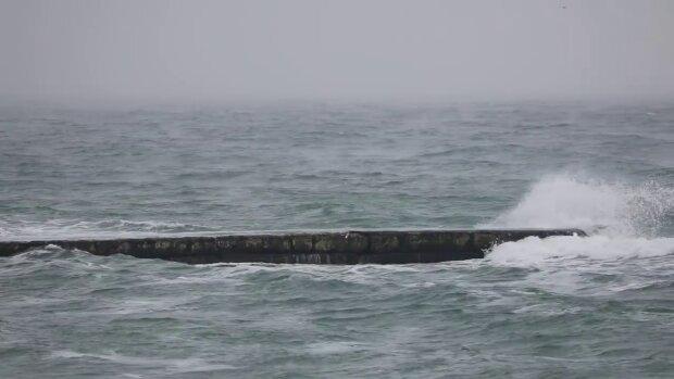 Черное море в Одессе, фото: Укринформ
