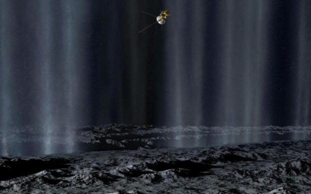 Астрономы нашли признаки жизни на спутнике Сатурна