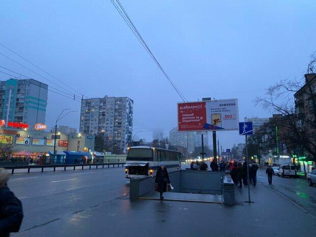Евробляхи отправили киевский воздух в топ самых грязных в мире, дышать нечем