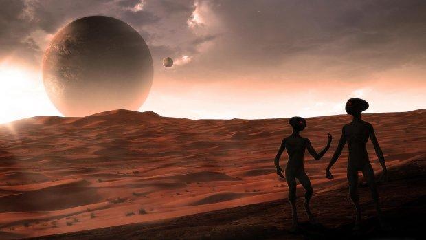 Марсиане
