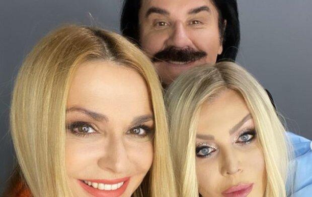 Ольга Сумская, Павло Зибров И Ирина Билык, фото: Instagram olgasumska