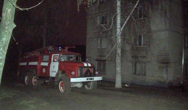 Пожежа у Харкові забрала життя двох людей (фото)