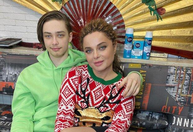 Наташа Королева с сыном, instagram.com/koroleva__star