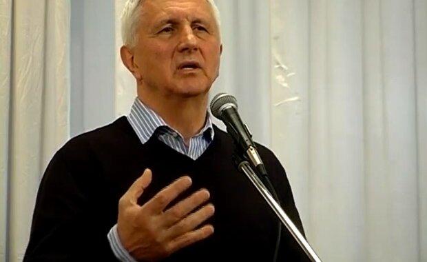 Во Франковске скончался известный политик - мэр Марцинкив растрогал речью об умершем