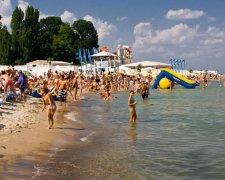 український пляж