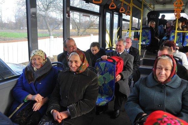 У киевских пенсионеров отберут бесплатный проезд