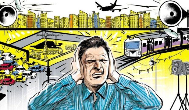 Не галасуйте: ВООЗ розповіли про смертельну небезпеку гучних звуків