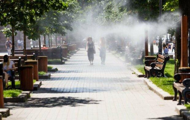 Спека в Україні, фото РБК