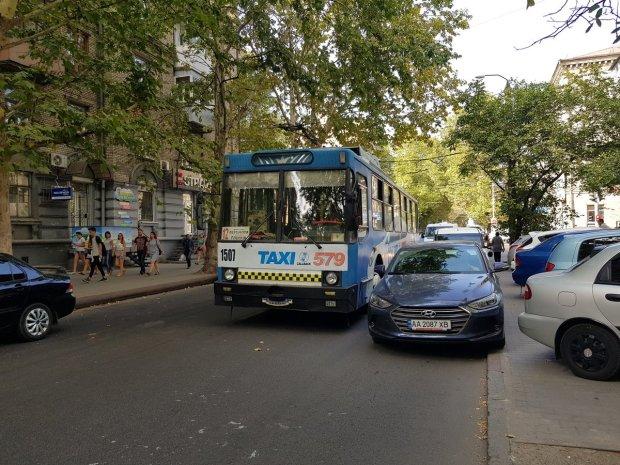 """Киевские троллейбусы изменят маршруты: не упустите своих """"рогатых"""""""