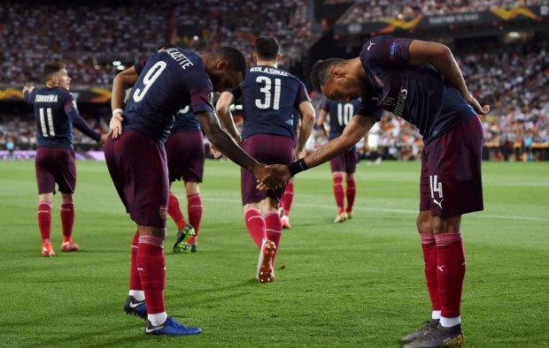 Арсенал розгромив Валенсію і став третьою англійською командою у фіналі єврокубків