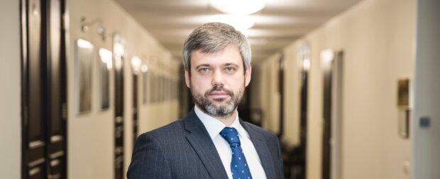 Петро Оленич / фото Департамент земельних ресурсів