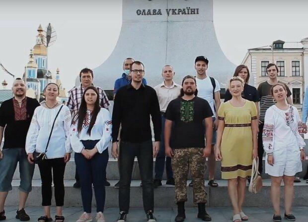 харьковчане, скриншот из видео