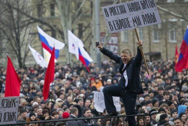 Марш оккупантов в Крыму обернулся позорным провалом: а где все