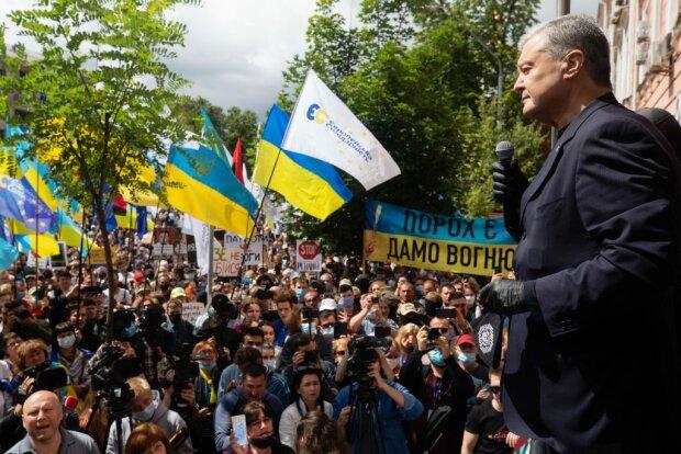 """Порошенко на всю Україну розповів про страх Зеленського: """"Ми отримали маленьку…"""""""