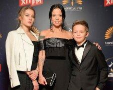 Наташка Горовая с мамой и братом, JetSetter