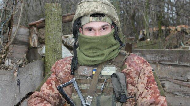 """Украинский военный """"Бульбаш"""" назвал самое любимое в службе: """"Салат с кукурузой и крабовыми палочками"""""""