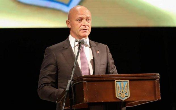 Мэр Одессы Геннадий Труханов сформулировал Национальную идею Украины